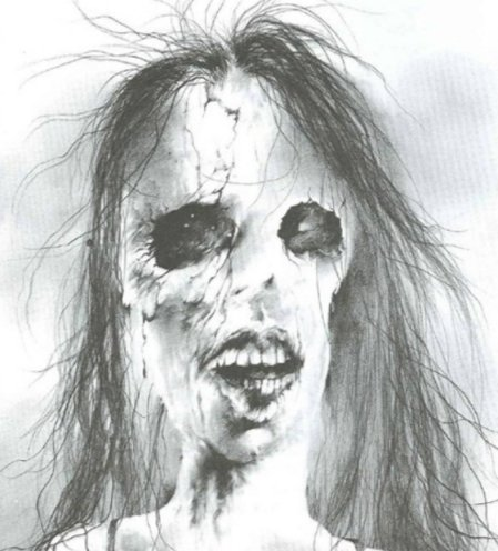 Blog 9 - Scary Stories to Tell in Dark